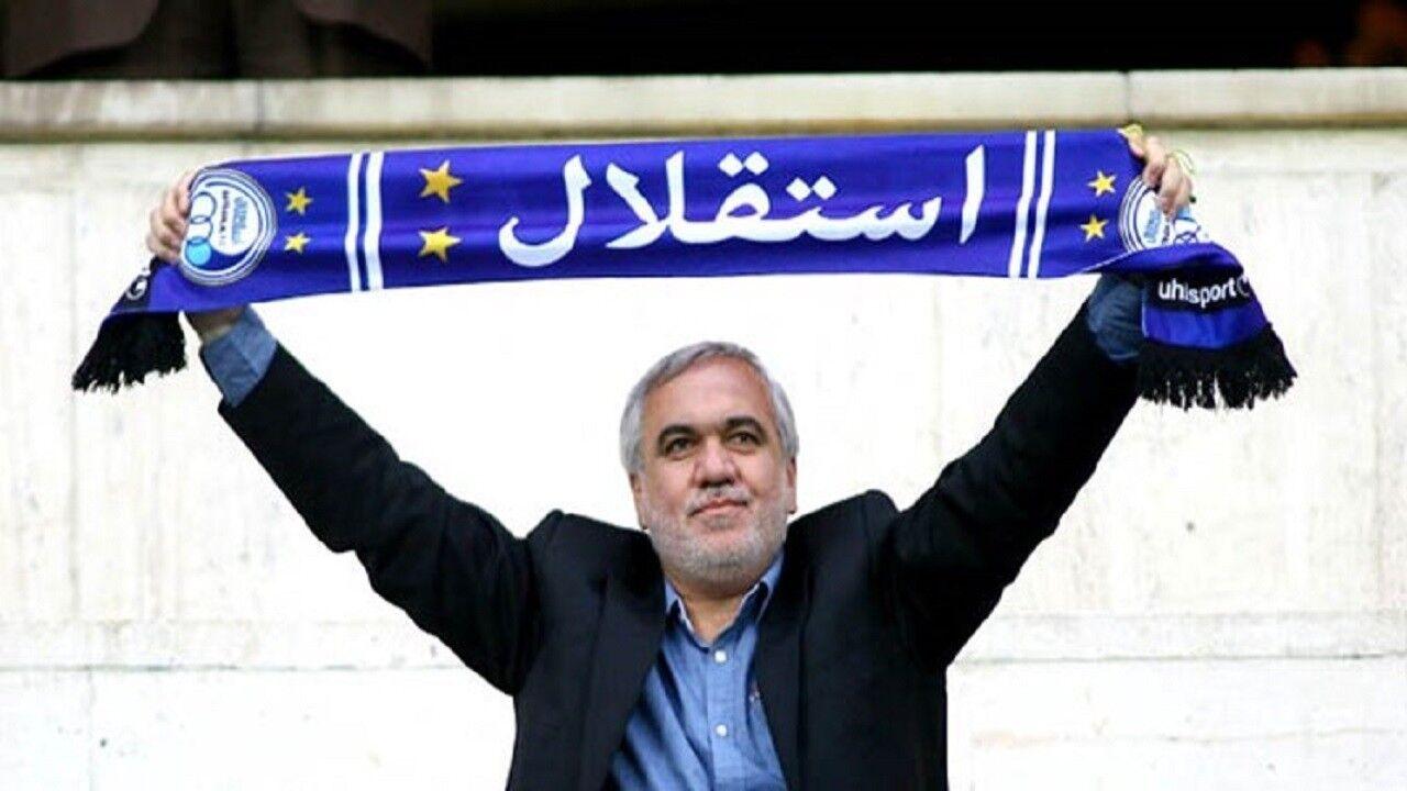 فتحاللهزاده به وزارت ورزش رفت