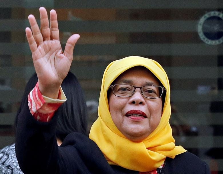 رهبران زن جهان سنگاپور