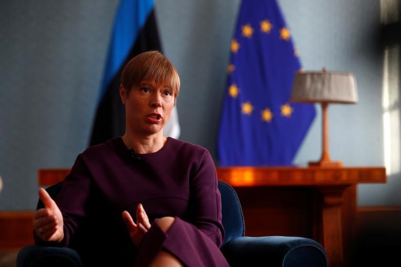 زنان رهبر جهان استونی