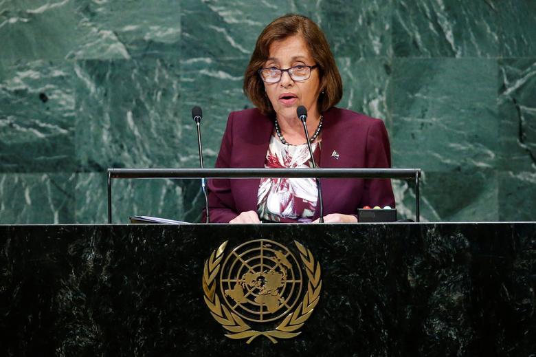 زنان رهبر جهان جزایر مارشال