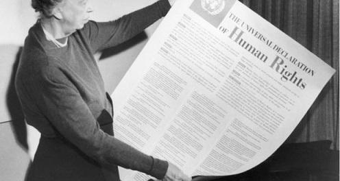 اعلامیۀ جهانی حقوق بشر؛ دستاوردی بالاتر از برترین فناوریها