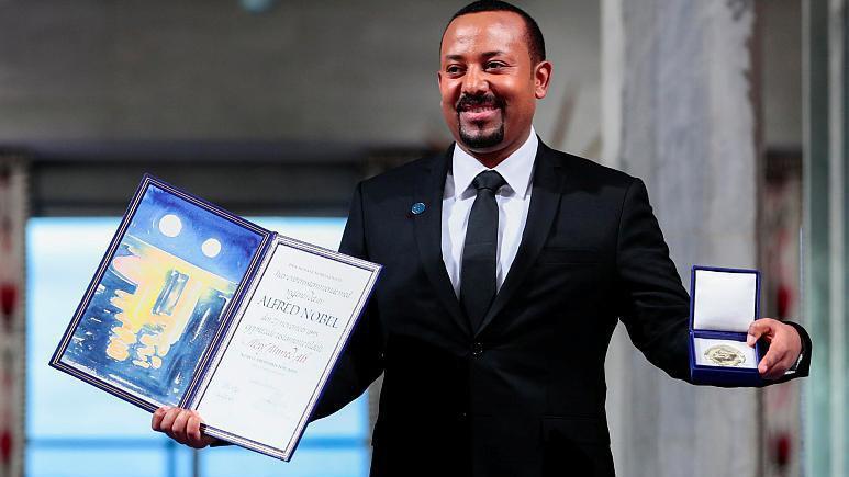 اهدای نوبل صلح به نخست وزیر اتیوپی (+عکس)