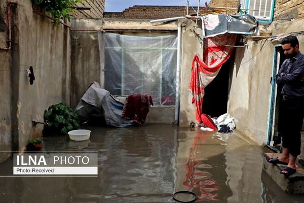 آخرین وضعیت خسارت سیلاب در مازندران