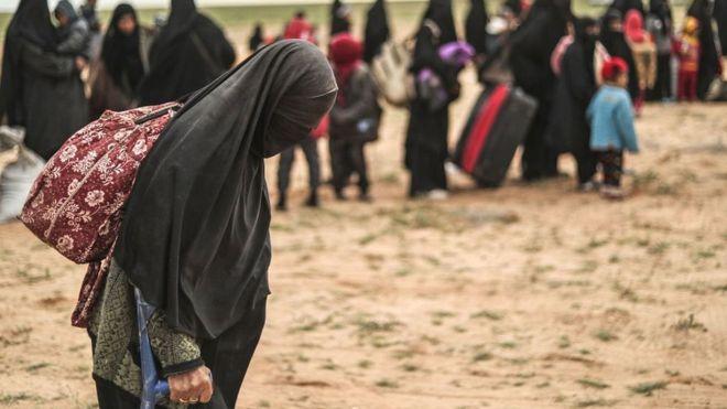 بازگشت کودکان یتیم بریتانیایی داعش به کشورشان