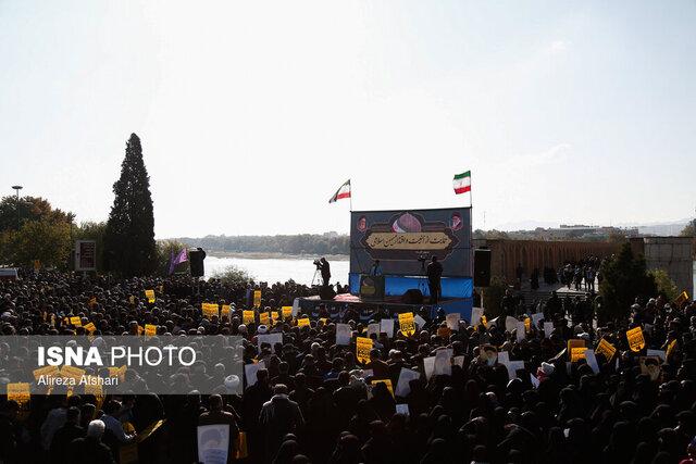 فرماندار اصفهان: درگیری در 24 ساعت گذشته در اصفهان رخ نداده است