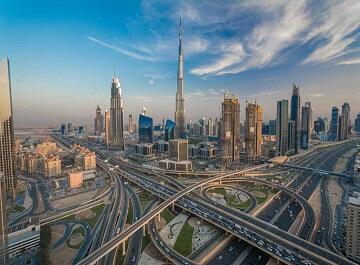 دبی یک شهر کاملا هوشمند میشود