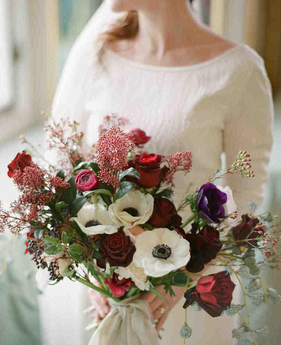 خاصترین و زیباترین دسته گلهای عروس 2019 (+عکس)