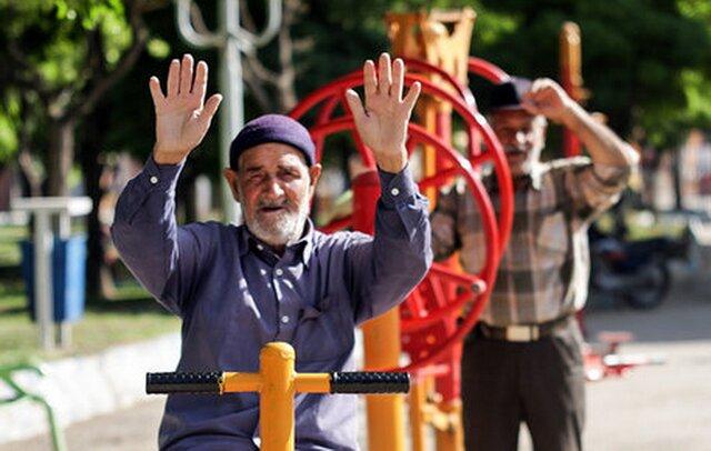 بحران سونامی سالمندی در کشور
