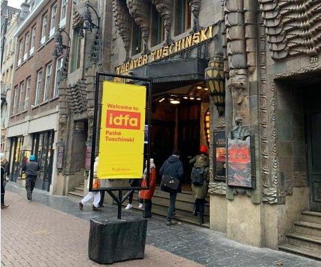 افتتاح جشنواره مستند آمستردام (ایدفا) با فیلمی از سینمای ایران