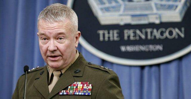 فرمانده سنتکام: اقدامات ایران غیر قابل پیشبینی است
