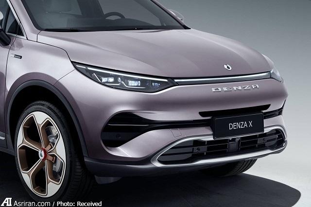 همکاری چین و آلمان در تولید شاسی بلند لوکس/ با برند جدید بی وای دی آشنا شوید! (+تصاویر)