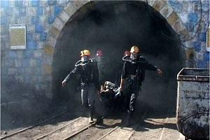 یک کشته و چند مجروح در ریزش تونل کوهبنان کرمان
