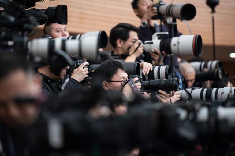 چین زندان بزرگ خبرنگاران