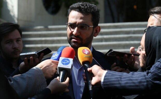 وزیر ارتباطات: حمله بزرگ سایبری دفع شد