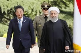 کیهان: سفر روحانی به ژاپن پوست خربزه زیر پای وزارت خارجه و دولت است