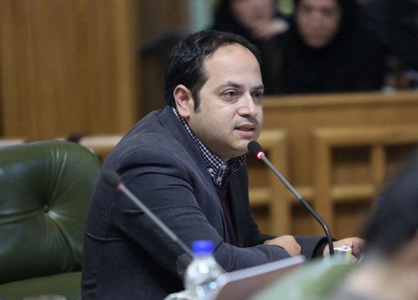 رییس کمیته محیط زیست شورای شهر تهران