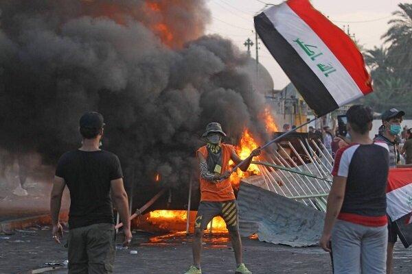 معترضان عراق