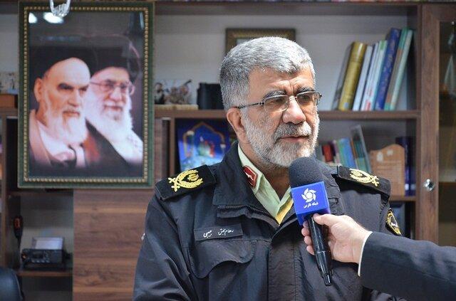 دستگیری 10 نفر از عوامل ناآرامی ها در فارس