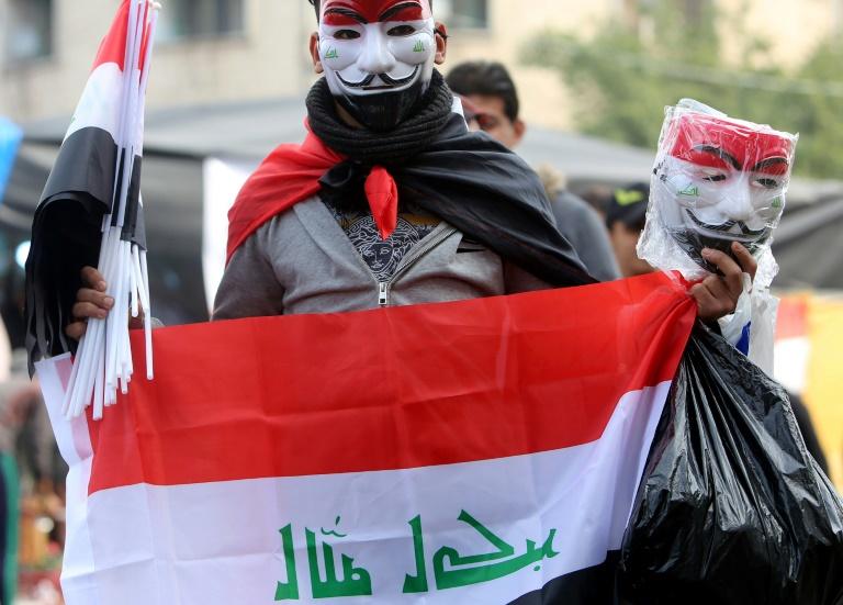 ناپدید شدن معترضان عراقی
