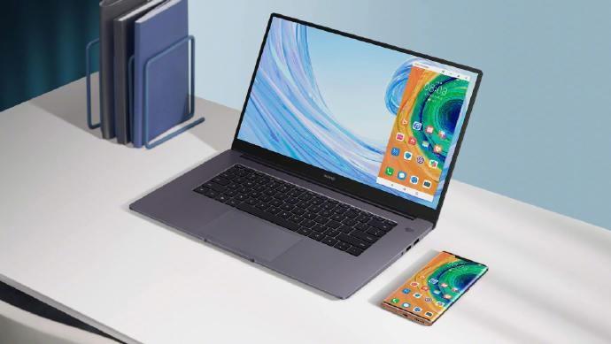 هوآوی از لپتاپهای HUAWEI MateBook D با پردازندههای نسل دهم اینتل رونمایی کرد