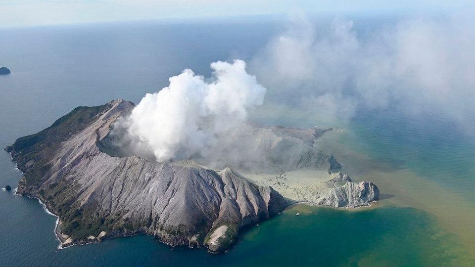 آتشفشان نیوزلند