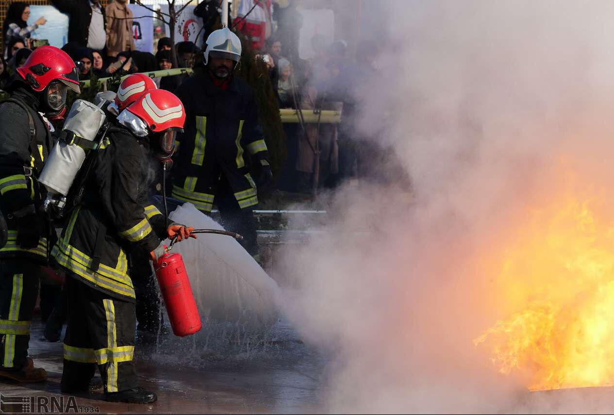 انفجار یک پیتزافروشی در گنبدکاووس گلستان/ 8 مجروح