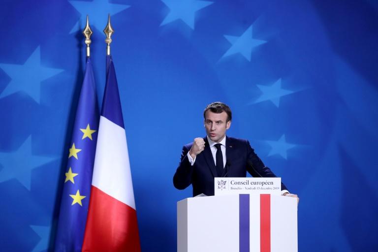 اعتصابات سراسری فرانسه 2019
