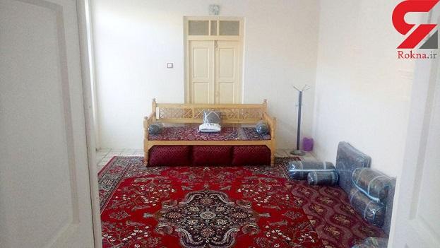 اجاره خانه های «قمرخانمی» مدرن در تهران / کاناپه شبی چند؟