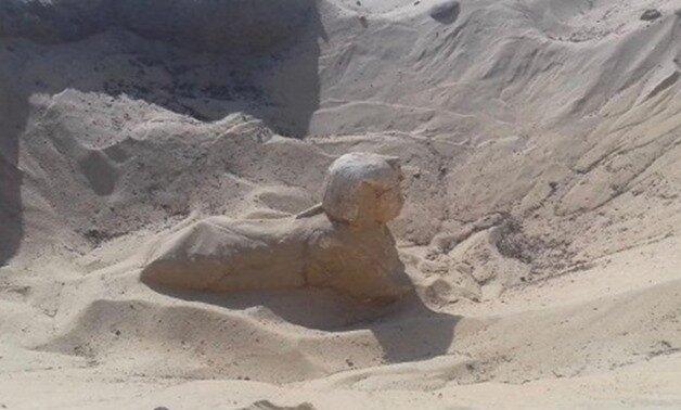 کشف «ابوالهول» جدید در مصر