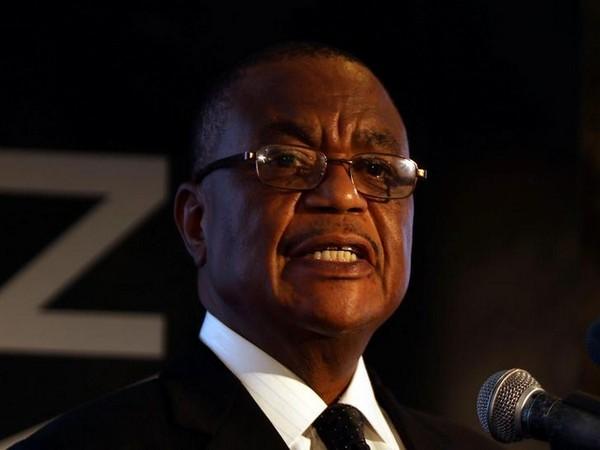 معاون رئیس جمهور زیمباوه