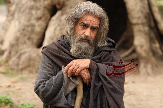 چهره شهاب حسینی در فیلم حسن فتحی (عکس)