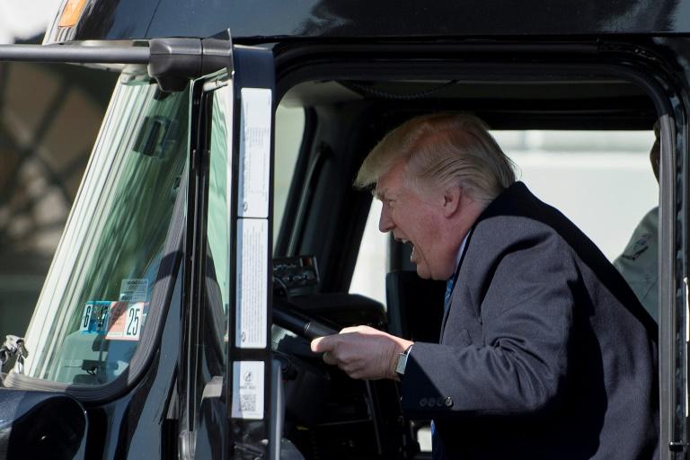 ترامپ کاخ سفید
