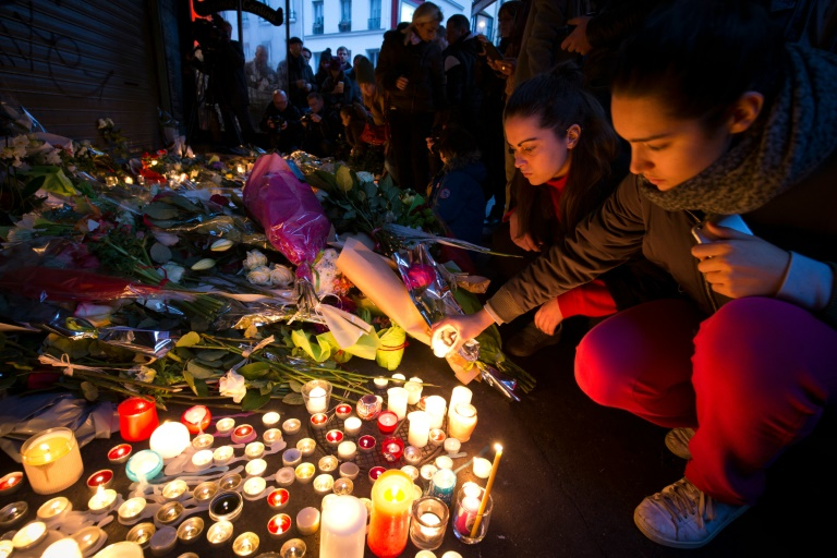 کشته شدگان فرانسه و اروپا توسط نیروهای داعش