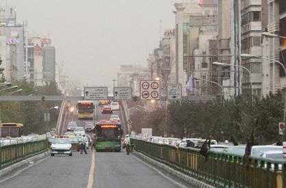 بازگشت آلودگی هوا به تهران