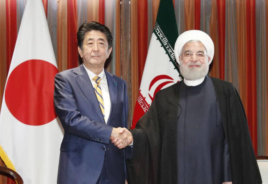 سفر روحانی به ژاپن