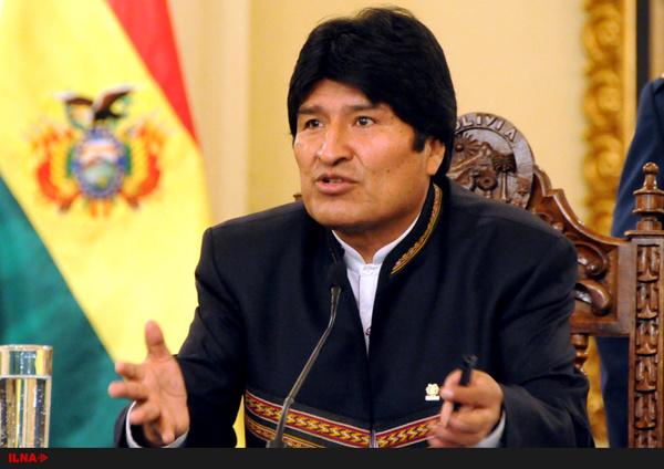 دستور بازداشت «اوو مورالس» صادر شد