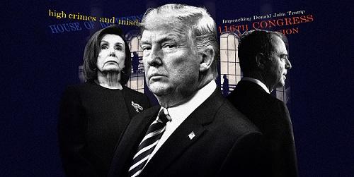 10 نکته دربارۀ استیضاح ترامپ