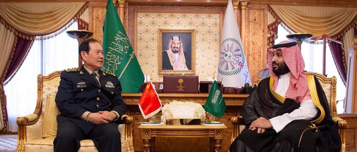 عربستان سعودی به دنبال همکاری نظامی با چین در مقابل ایران