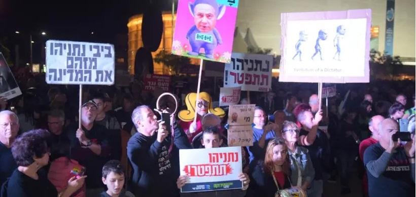اعتراض اسرائیلیها علیه