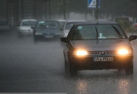 ورود سامانه بارشی به کشور از چهارشنبه/ تداوم آلودگی هوا