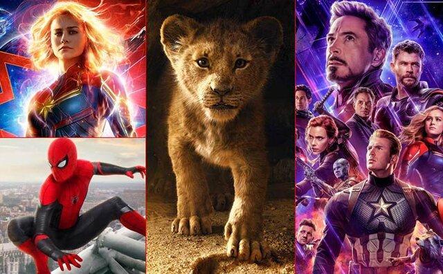 گیشه سینمای جهان در ۲۰۱۹ ؛ سالی که رکوردها شکست