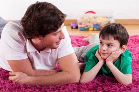 صبر و تحمل کودکان را در برابر مشکلات