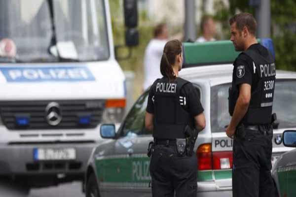 تهدید بمبگذاری مسجدی در برلین