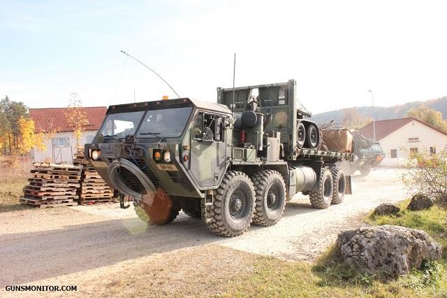 HEMTT؛ خانواده کامیون های کاربردی در ارتش آمریکا(+تصاویر)