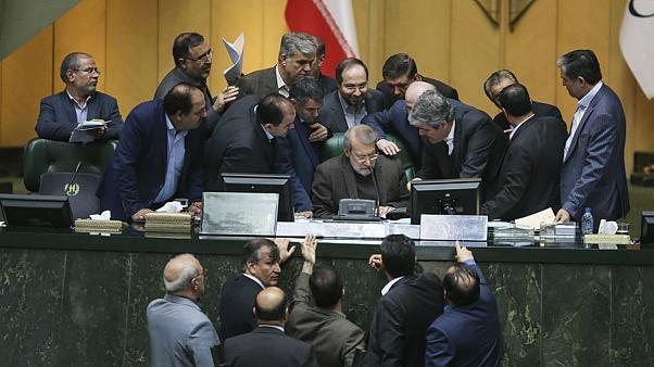 مجلس استیضاح دولت