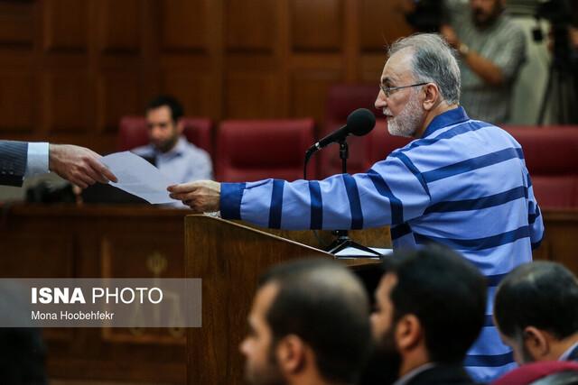 تقاضای 17 سال زندان برای نجفی/ متهم از نظر دادستانی مستحق هیچ تخفیفی نیست