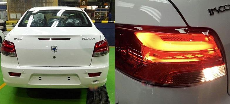 ایران خودرو:عرضه سه محصول جديد درآينده نزديك  (+اسامی خودروها)
