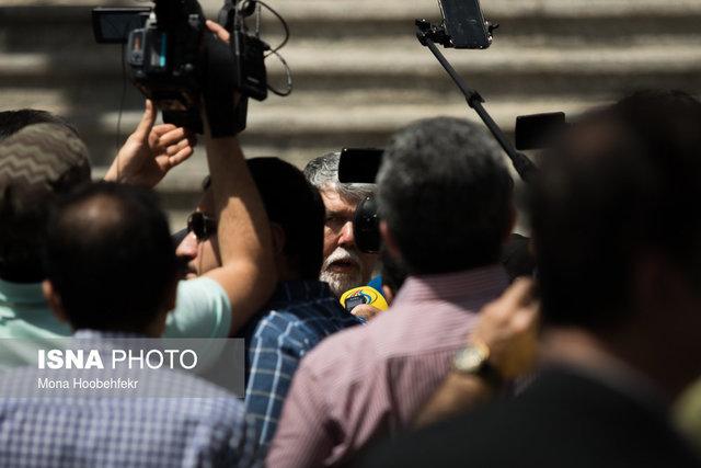 اظهارات کوتاه وزیر ارشاد درباره جشنواره فیلم فجر و بودجه