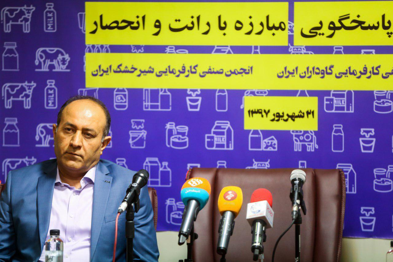هشدار رئیس انجمن تولیدکنندگان شیرخشک درباره ممنوعیت صادرات