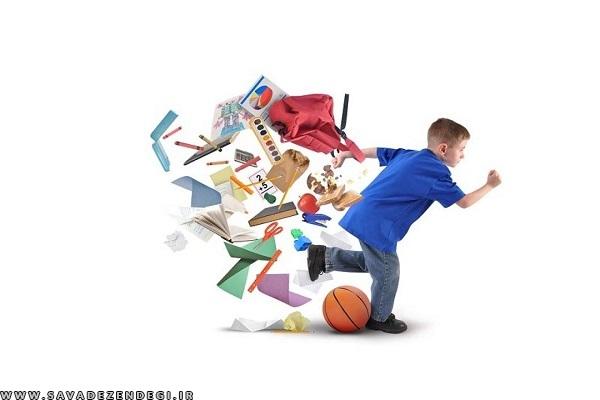 وقت فرزند خود را چگونه پر کنیم؟ چند تا کلاس ثبت نامش کنیم؟